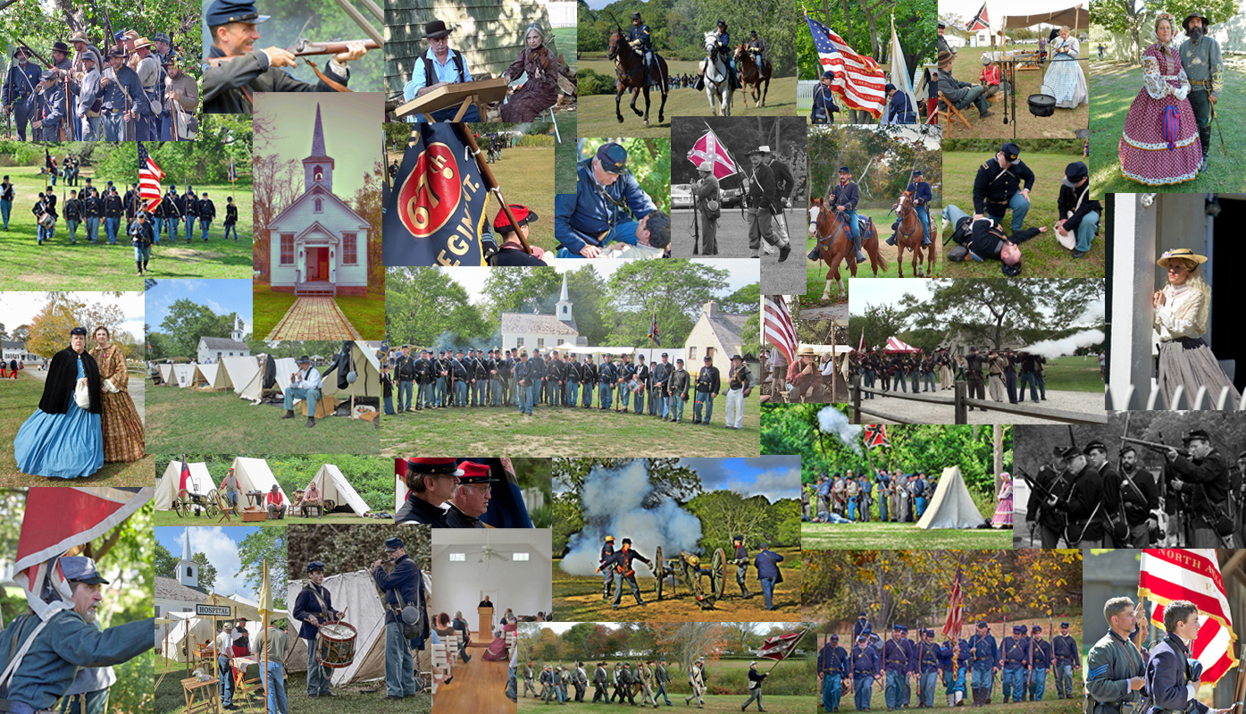 11th Annual Civil War Weekend at the Grange, Sayville NY